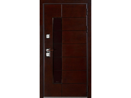 Двери входные Белуга АСТИ БРАУН