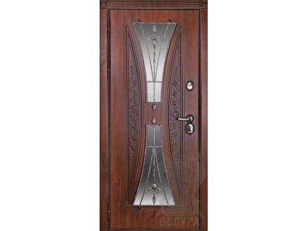 Двери входные Белуга ВЕРНИСАЖ