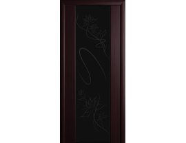 Двери межкомнатные Cordondoor Триплекс Альмека Венге махагон