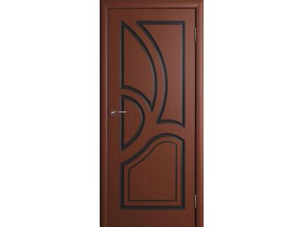 Двери межкомнатные Cordondoor Фрезерованные двери Велес Шоколад ДГ