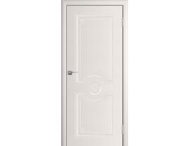 Двери межкомнатные Cordondoor Фрезерованные двери Доминика Выбеленный дуб ДГ