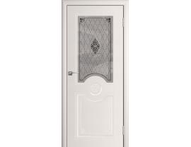 Двери межкомнатные Cordondoor Фрезерованные двери Доминика Выбеленный дуб ст.светлое УФ фотопечать
