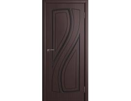 Двери межкомнатные Cordondoor Фрезерованные двери Лаура Венге ДГ