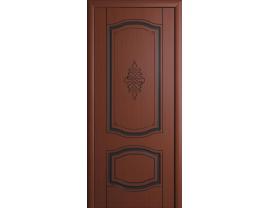 Двери межкомнатные Cordondoor Фрезерованные двери Мария ДГ Шоколад