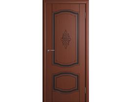 Двери межкомнатные Cordondoor Фрезерованные двери Мария Шоколад ДГ