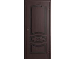 Двери межкомнатные Cordondoor Фрезерованные двери Офелия Венге ДГ