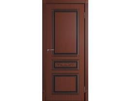 Двери межкомнатные Cordondoor Фрезерованные двери Рим Шоколад ДГ