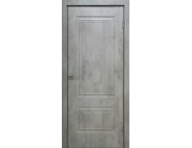 Двери межкомнатные Cordondoor Экошпон Бордо Бетон светлый