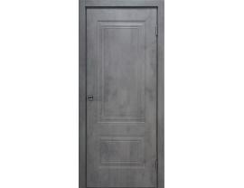 Двери межкомнатные Cordondoor Экошпон Бордо Бетон темный