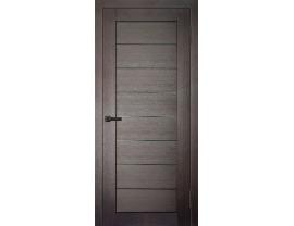 Двери межкомнатные Cordondoor Экошпон Ланна Венге ст.черный лак