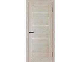 Двери межкомнатные Cordondoor Экошпон Ланна Сандал светлый ст.сатин