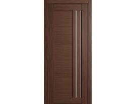 Двери межкомнатные Cordondoor Экошпон Милан Орех ст.Сатин