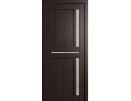 Двери межкомнатные Cordondoor Экошпон Неаполь Венге ст.Сатин