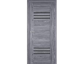 Двери межкомнатные Cordondoor Экошпон Палермо Орех Грей