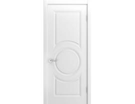 Двери межкомнатные Cordondoor Эмаль Белини Мерана ДГ Белая эмаль