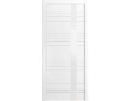 Двери межкомнатные Cordondoor Эмаль Корсо ЛП-14 Б Эмаль Белая ст.Белый лак