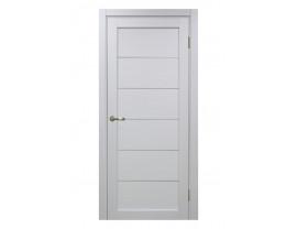 Двери межкомнатные Optima Porte 501.1 АПП мат хр белый монохром