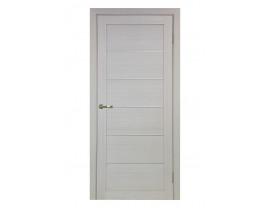Двери межкомнатные Optima Porte 501.1 АПП мат хрм дуб белёный