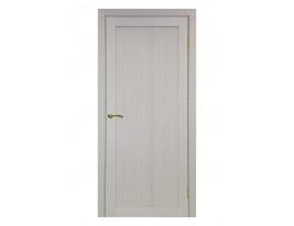 Двери межкомнатные Optima Porte 501.1 дуб белёный