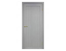 Двери межкомнатные Optima Porte 501.1 дуб серый