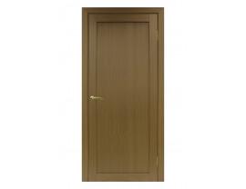 Двери межкомнатные Optima Porte 501.1 орех классик