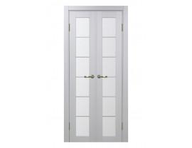 Двери межкомнатные Optima Porte 501.2 асс мат хр 40+40