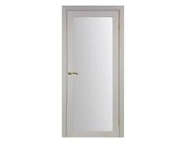 Двери межкомнатные Optima Porte 501.2 дуб белёный