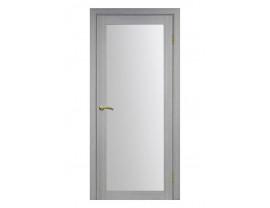 Двери межкомнатные Optima Porte 501.2 дуб серый
