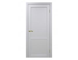 Двери межкомнатные Optima Porte 502.11 белый монохром