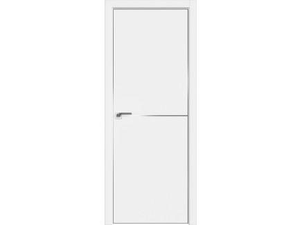 Двери межкомнатные Profil Doors 12E Аляска CHROME MAT