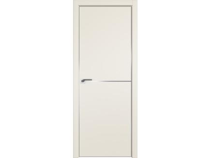 Двери межкомнатные Profil Doors 12E Магнолия CHROME MAT