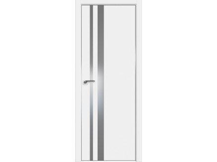 Двери межкомнатные Profil Doors 16E Аляска серебро матлак CHROME MAT