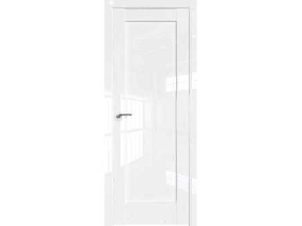 Двери межкомнатные Profil Doors 100L Белый люкс