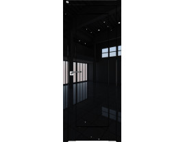 Двери межкомнатные Profil Doors 100L Чёрный люкс