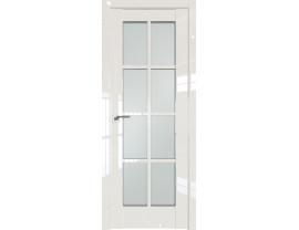 Двери межкомнатные Profil Doors 101L Магнолия люкс стекло матовое