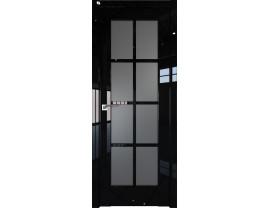 Двери межкомнатные Profil Doors 101L Чёрный люкс графит