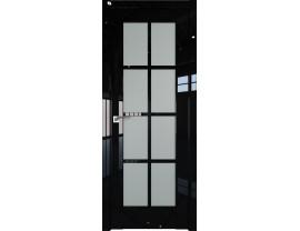 Двери межкомнатные Profil Doors 101L Чёрный люкс матовое
