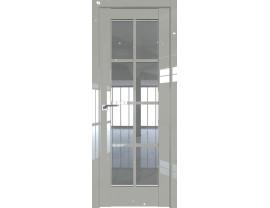 Двери межкомнатные Profil Doors 101L галька люкс стекло прозрачное