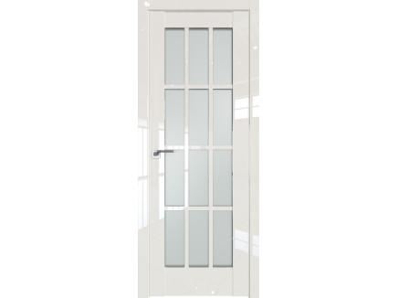 Двери межкомнатные Profil Doors 102L Магнолия люкс стекло матовое