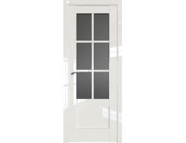 Двери межкомнатные Profil Doors 103L Магнолия люкс стекло графит