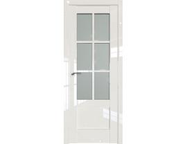 Двери межкомнатные Profil Doors 103L Магнолия люкс стекло матовое