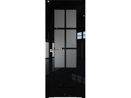Двери межкомнатные Profil Doors 103L Чёрный люкс графит