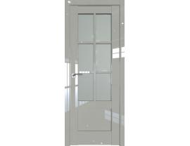 Двери межкомнатные Profil Doors 103L галька люкс стекло матовое