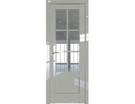 Двери межкомнатные Profil Doors 103L галька люкс стекло прозрачное