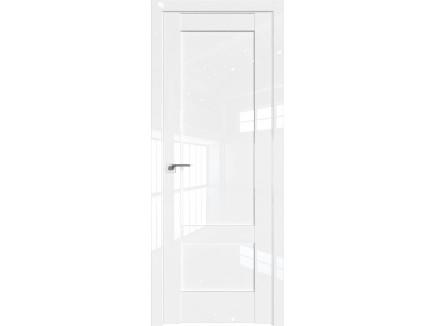 Двери межкомнатные Profil Doors 105L Белый люкс