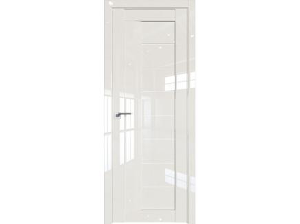 Двери межкомнатные Profil Doors 17L Магнолия люкс триплекс белый
