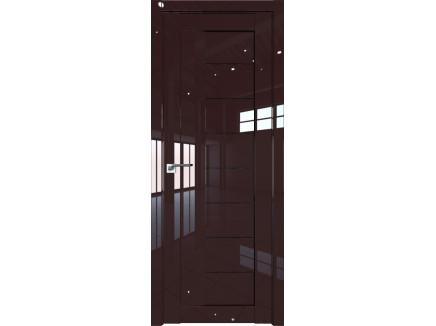 Двери межкомнатные Profil Doors 17L Терра люкс дождь чёрный