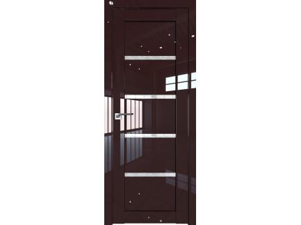 Двери межкомнатные Profil Doors 2.09L Терра стекло дождь белый