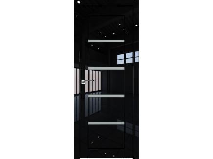 Двери межкомнатные Profil Doors 2.09L Чёрный люкс матовое