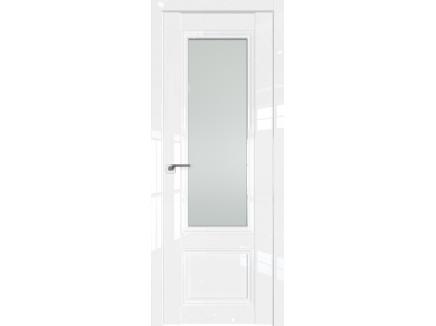 Двери межкомнатные Profil Doors 2.103L Белый люкс стекло матовое